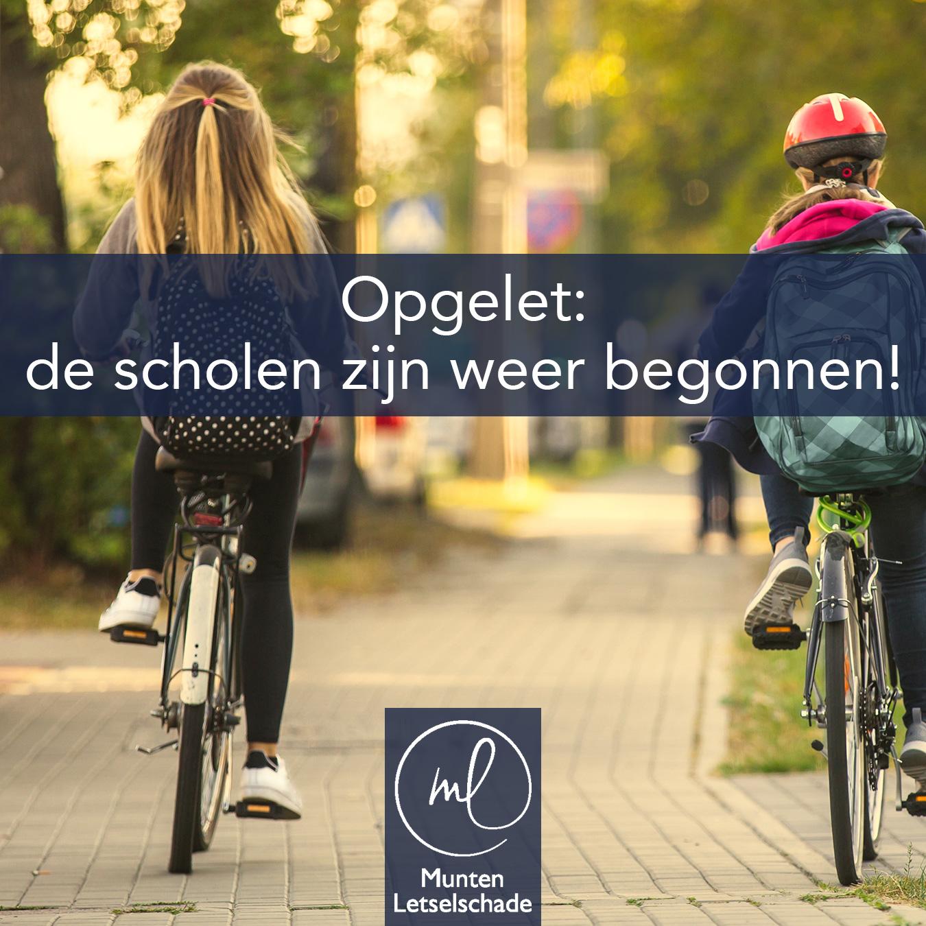 scholen begonnen